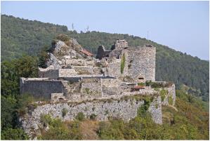 Chateau face ouest